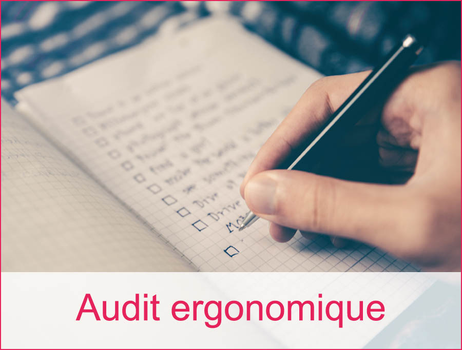 Audit ergonomique
